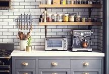 Kitchens / by Helena del Rio - A Diary of Lovely