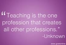 Teach / by Jenny Wittemann