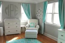 Nursery Ideas / by Kimberly Smith