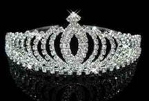 ~Royal Crowns and Tiaras~ / by Barbara Freeman