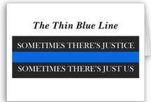 Police/COPPER/Po Po/FIVE-0/Blue Line Gunslingers / by Heather Meadows