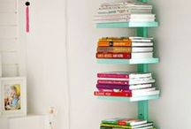 Shelving / in all different styles