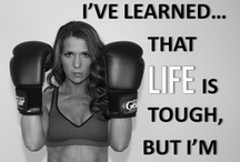 Motivational Quotes / Motivational quotes for inspiration with your fitness and health goals and every day life!