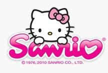 Hello Kitty / by Shaynee D
