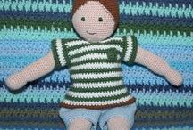 von mir gehäkelt // things I've crochet