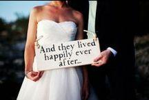 "Mr. and Mrs. | Esküvő / wedding ideas, wedding dress, wedding photo ideas, wedding quotes ""and they live happily ever after"" Ideas for my future wedding.. (: #mywedding #myweddingidea #wed #weddingidea #weddingphotoidea #hungarianwedding #esküvő #házasság"
