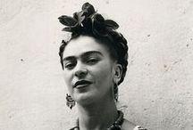 Frida Kahlo / by Be Fashionably