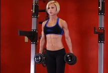 Strength Training  / Challenge yourself by trying these exercises, workouts, or learning some new strength training knowledge!
