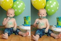 First Birthday Ideas / by Kimberly Smith