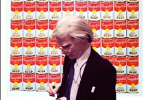 Andy Warhol / Warhol´s art  / by Be Fashionably