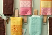 sewing: phone cases