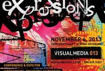 Expressions VisualMedia013 / Get to know the speakers. Join in the fun.