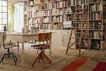 Estudios de trabajo / Estudios de trabajo prácticos y confortables.