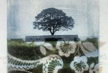Lesley Warrington Artist / An exploration of time and memory through printmaking. You can also see my work on my board 'Printmaking' & www.facebook.com/lesleywarringtonartist