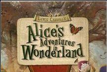 Alice in Wonderland / Alicia / all aboutt Alice´s in Wonderland