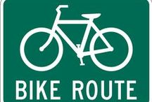 Bicycle Touring Routes
