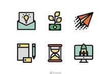 Icons / Clear icons