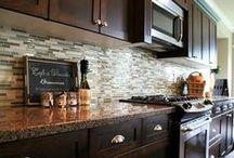 HOME | Kitchen / #kitchen #home #homedecor