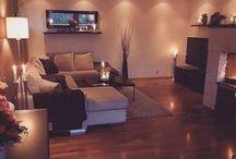 HOME | Living room / #home #futurehome #livingroom