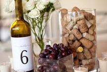 Mr & Mrs | winery wedding