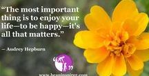 Articles on Happiness / Be An Inspirer - Spread the Inspiration  Visit - www.beaninspirer.com for more.