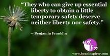Articles on Freedom / Be An Inspirer - Spread the Inspiration Visit - www.beaninspirer.com for more Inspirational Articles.