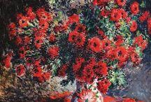 natürmort-çiçekler