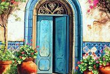 natürmort-kapılar