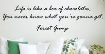 Chocolate Quotes / Chocolate has this magical way of bringing happiness to your life! This is a board to keep you inspired and joyful when you don't have your chocolate stash handy!