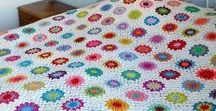 Crochet Blankets / Crochet blankets, crochet throws and afghans galore.