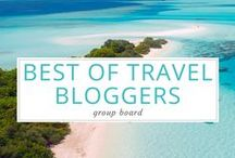 *Best of Travel Bloggers* / Group Board: Travel Bloggers Share Their Best Posts! Pinning and repinning top posts. To join the group please follow me and send me a DM. Happy Pinning and Safe Travels!  Note: No spam or inappropriate pins please. Only travel related pins, others will be deleted.