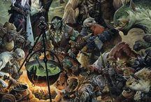 RPG : inimigos