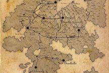 RPG : mapas e itens