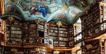 Inspiring Places to Read / Get inspiration from book nooks, libraries and reading spaces from around the world!