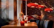 Hotel/Restaurant design / Modern interiors of hotels and restaurants using products from our store https://sklep.kodywnetrza.pl/ Nowoczesne wnętrza hoteli i restauracji przy użyciu produktów z naszego sklepu. https://sklep.kodywnetrza.pl/