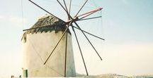 Mykonos, Greece / Mykonos, Windmills, Parties & More | Travel & explore the world from a Maasai Mara safari to the beaches of Mykonos • Tips for your next vacation adventure • Travel blogging advice | VivaSouth.com