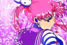 Parallel Sailor Moon/Kousagi Tsukino