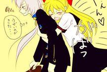 Yaten/Sailor Star Healer