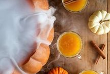 HALLOWEEN RECIPES / Cocktail recipes, homemade Halloween candy, and other fun Halloween recipes for spooky fun. / by One Hungry Mama