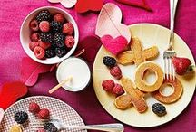 VALENTINE'S DAY RECIPES / Valentine's Day treats that the kids (and all your loved ones!) will swoon over.