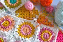 Crochet / Вязание крючком.
