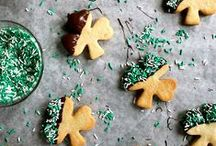 ST. PATRICK'S DAY RECIPES / Leprechauns, rainbows, and gold-inspired recipes to make you feel lucky. / by One Hungry Mama
