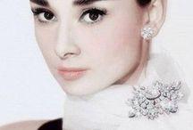 Audrey Hepburn / by Regina Granado Gomes