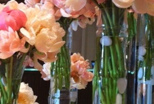 Tall Centerpieces / by FLOWERS ON ORCHARD LANE