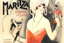 Hillsborough Antique Show - Cabinet of Curiosities / We exhibit our collection of original vintage European posters at this antique show three times a year, and there are always new things to see! Check out some of our favorite booths.