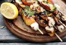 SUMMER RECIPES / Viva summertime with these delicious seasonal summer recipes. / by One Hungry Mama