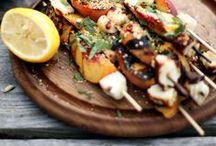 Summer dinner recipes / Viva summertime with these delicious seasonal summer dinner recipes.