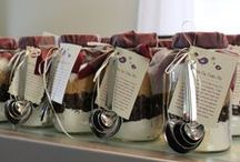 Gifts in a Jar ..... / ..... the best idea for gift giving =) / by Shelley Whaley-Meacham