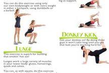 Fitness & Health / by Haley Gosselin