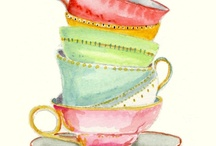 Watercolor / by Sandy Wallace